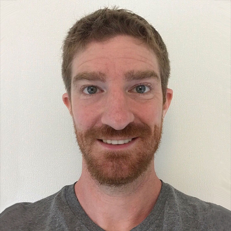 head of teacher Christopher Harpe